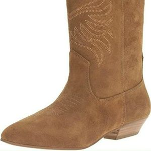 Aldo Asalidia Suede Boots for women NIB
